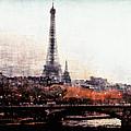 Autumn In Paris by Barbara D Richards