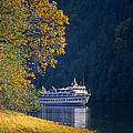 Autumn In Princess Louisa Inlet by Buddy Mays