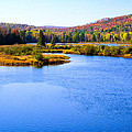 Autumn In The Adirondacks IIi by David Patterson