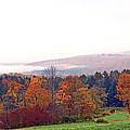 Autumn In The Butternut Valley-three by Byron Varvarigos