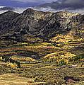 Autumn In The Valley by Stuart Gordon
