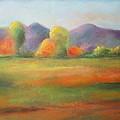 Autumn Journey by Renee Poblacion