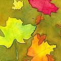 Autumn Leaves by David Bartsch