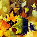 Autumn Leaves by Teresa Ascone