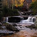 Autumn Light by Larry Ricker