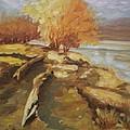 Autumn Light2 by Elena Sokolova
