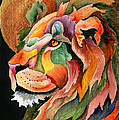 Autumn Lion by Sherry Shipley