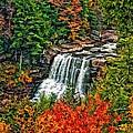 Autumn Magic Paint by Steve Harrington