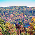 Autumn Mountain by Aimee L Maher ALM GALLERY