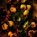 Autumn Oak by Chris Lord