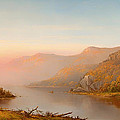 Autumn On The Hudson by Mountain Dreams