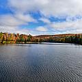 Autumn On Lake Plumbago by Michael Tucker