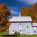 Autumn On The Farm by Kathleen Struckle