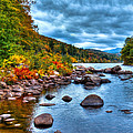 Autumn On The Hudson by David Patterson