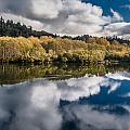 Autumn On The Klamath 11 by Greg Nyquist
