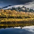 Autumn On The Klamath 6 by Greg Nyquist