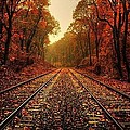 Autumn On The Tracks by R A W M