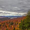 Autumn On Top Of Mccauley Mountain by David Patterson