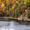 Autumn Palette by Joseph Yvon Cote