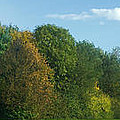 Autumn Panorama 3 by Rudi Prott