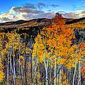 Autumn Pass by Scott Mahon