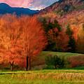 Autumn Pasture by Michael Pickett