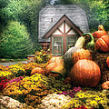Autumn - Pumpkin - This Years Harvest Was Awesome  by Mike Savad
