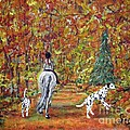 Autumn Ride by Jacki McGovern