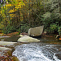 Autumn River Fall by Duane McCullough