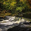 Autumn River by Kevin Clifford