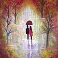 Autumn Romance by Manjiri Kanvinde