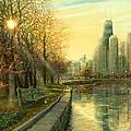 Autumn Serenity II by Doug Kreuger