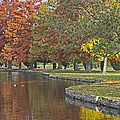 Autumn Serenity by Mike and Sharon Mathews