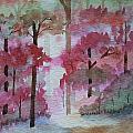 Autumn Song by B Kathleen Fannin