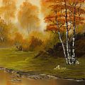 Autumn Splendor by C Steele