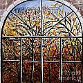 Autumn Splendor by Olga Alexeeva