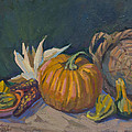 Autumn Still Life by Diane McClary