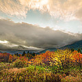 Autumn Storm Clearing by Jonathan Steele