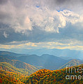 Autumn Storm Over The Great Smoky Mountains National Park by Schwartz Nature Images