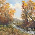 Autumn Study 3 by Paula Wild