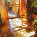 Autumn Sun by Rick Lloyd
