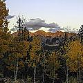 Autumn Sunset by Bill Sherrell