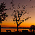 Autumn Sunset by Heather Roper