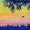 Autumn Twilight by Brenda Stevens Fanning