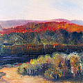 Autumn Vista by Janet Gunderson