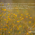 Autumn Wildflowers W Quote by Phyllis Bradd