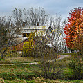 Autumn Winding Down by Melinda Martin