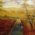 Autumn's Approach by Jack Lepper