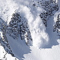 Avalanche I by Bill Gallagher