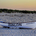 Avalon Lifeboat by Bill Cannon